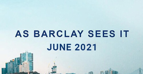 As Barclay Sees it June