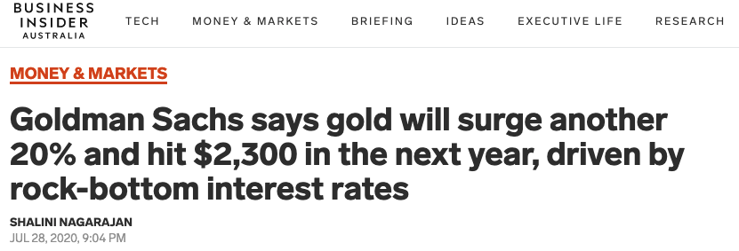 Business-Insider-Australia-Barclay-Pearce-Capital-Goldman-Sachs-Says-Gold-Will-Surge-Another-20%-and-hit-2300-in-the-next-year