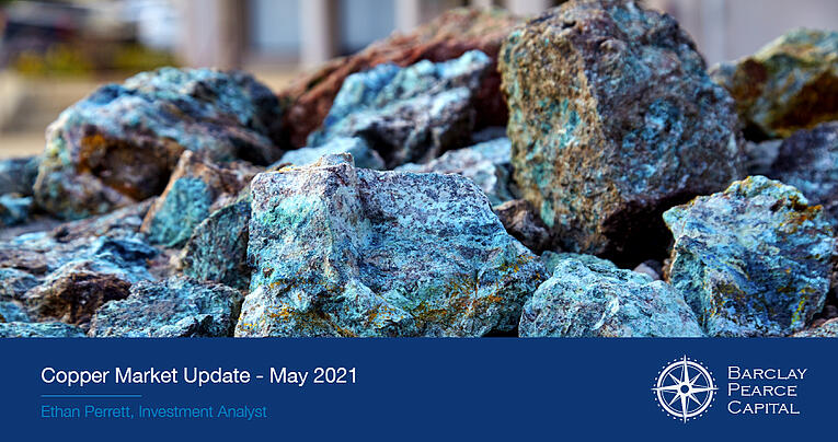 Copper Market Update - May 2021