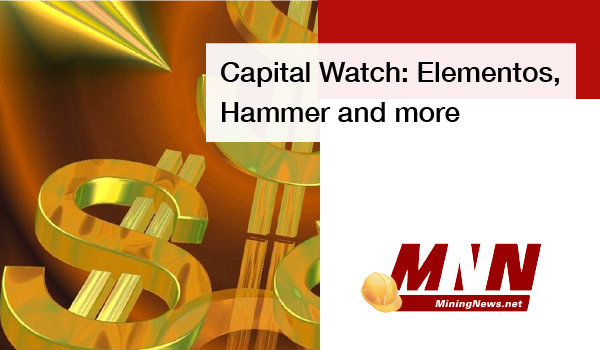 Capital Watch: A busy week for capital raisings in the small-cap space