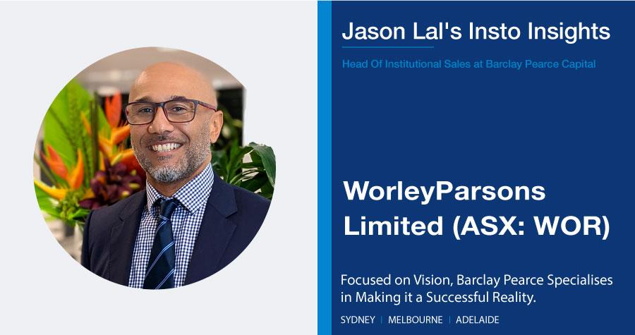 Jason Lals WorleyParsons