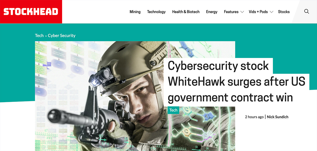 Stockhead-mentions-BPC-cyber-security-client-WhiteHawk-stock-surges-after-a-big-US-government-contract-win