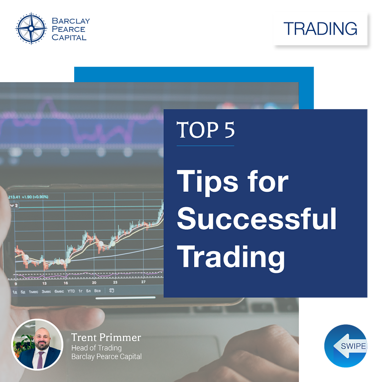 Top 5 Tips for Successful Trading