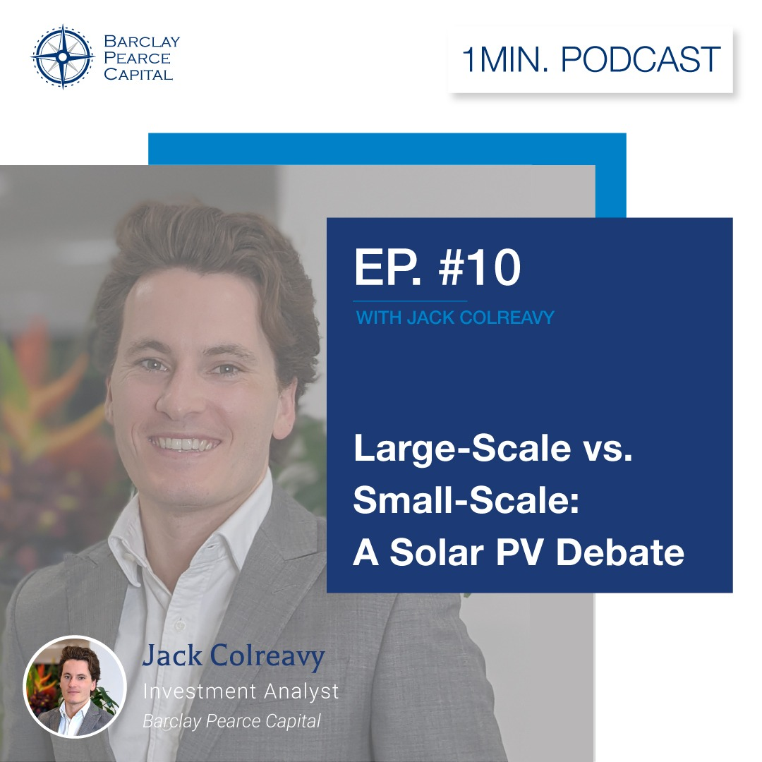 Large-Scale vs. Small-Scale: A Solar PV Debate